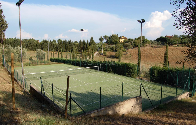Foto 8/8 per rif. V552019 villa storica Chianti