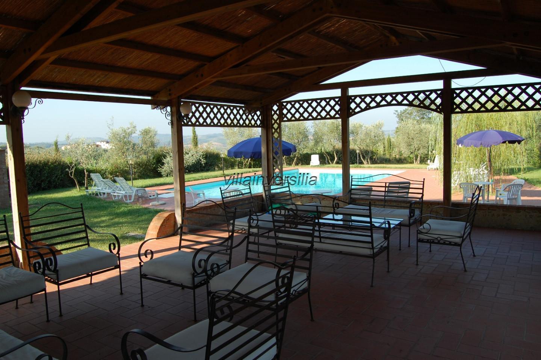 Foto 4/8 per rif. V552019 villa storica Chianti