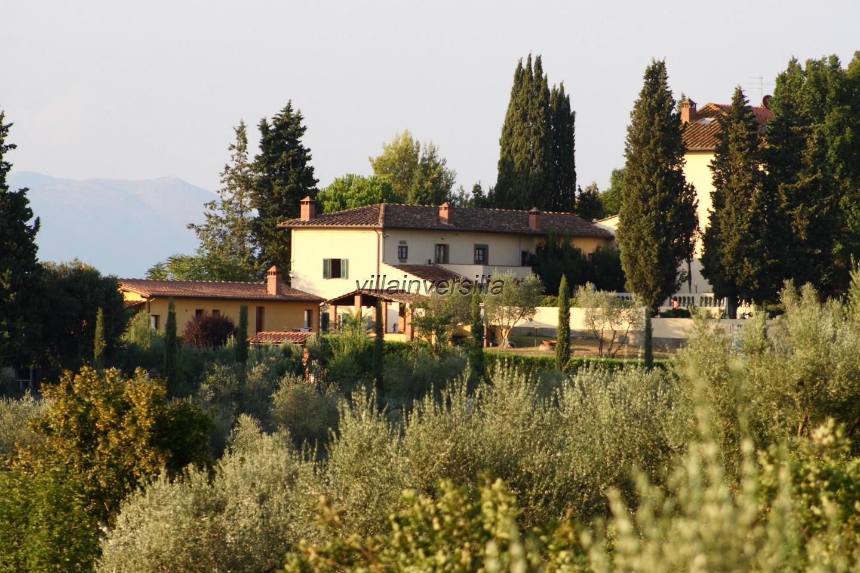Foto 1/8 per rif. V552019 villa storica Chianti
