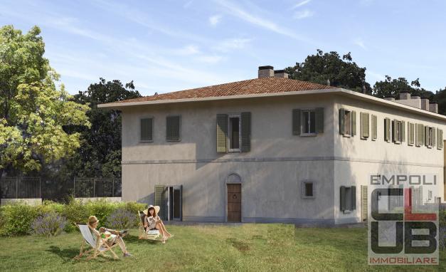 Porzione di casa in vendita a Empoli (FI)