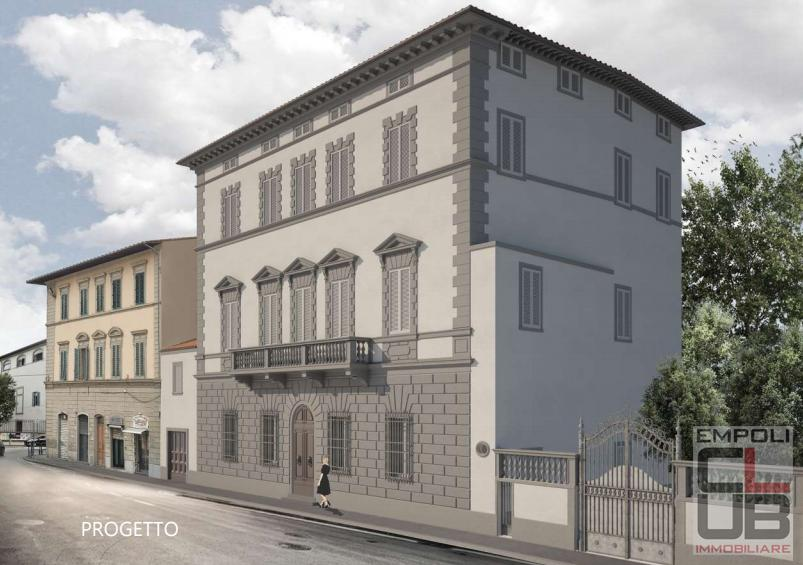 Historic building for sale in Empoli (FI)