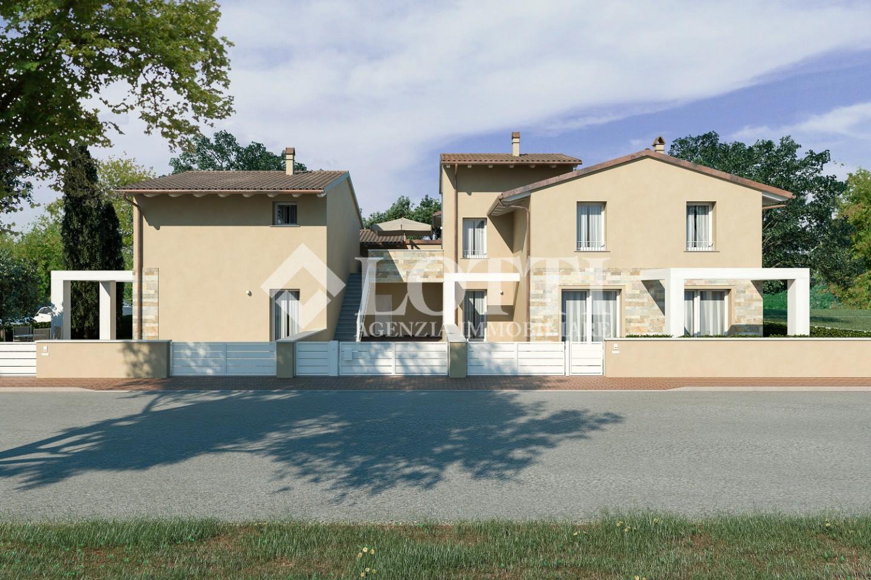 Villetta a schiera angolare in vendita, rif. 654-A