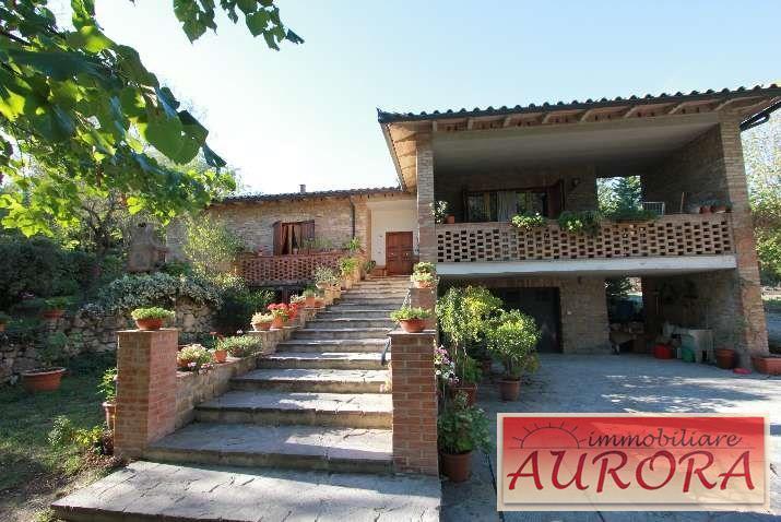 Villa singola in vendita a San Gimignano (SI)