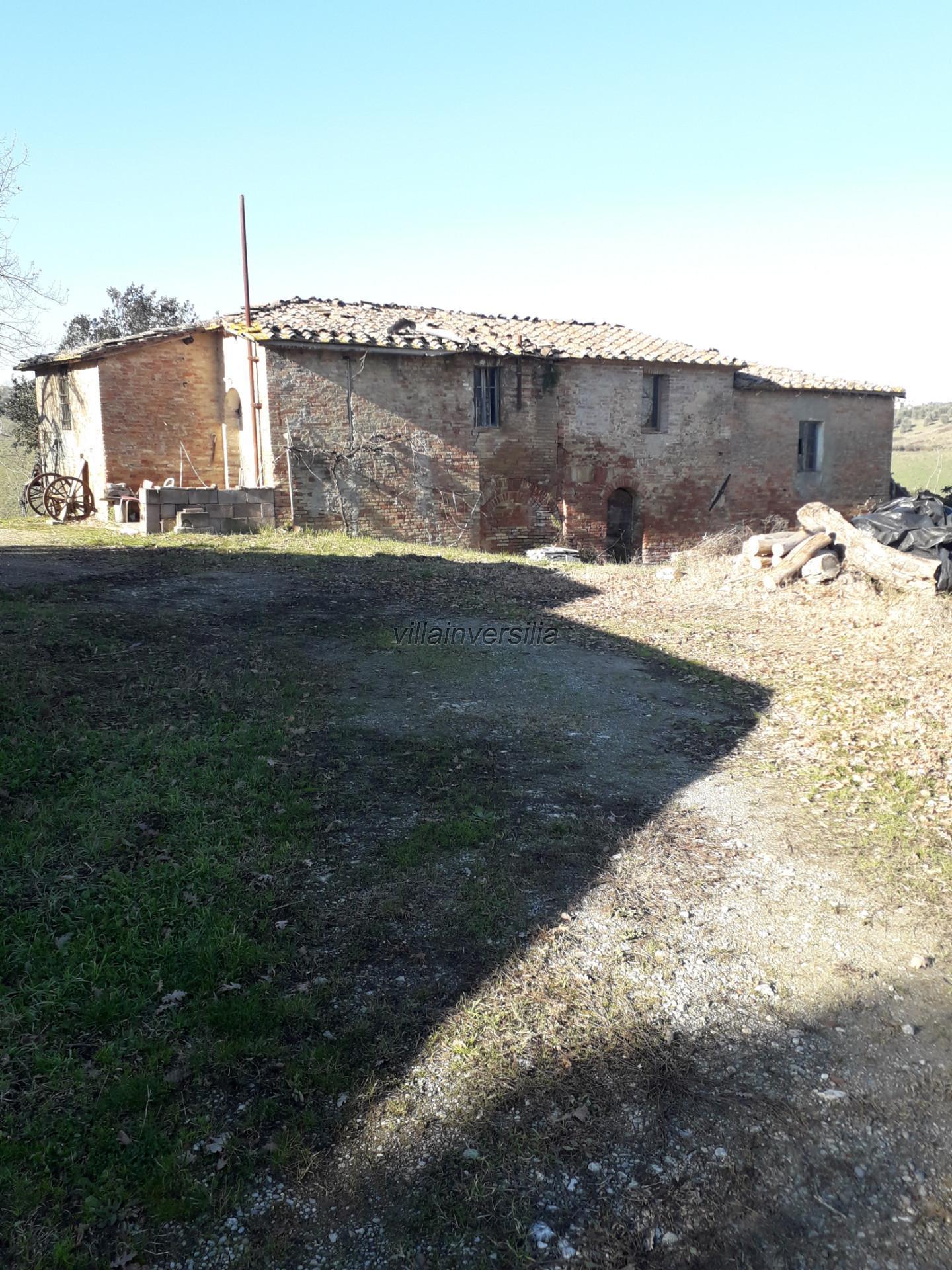 Foto 4/17 per rif. V 42020 casale Siena