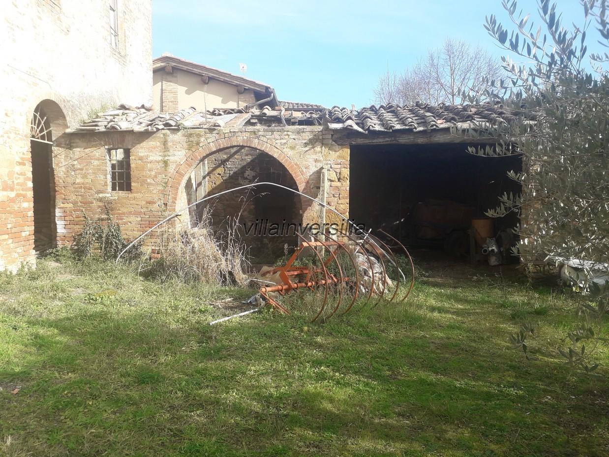 Foto 4/12 per rif. V 52020  casale  Siena