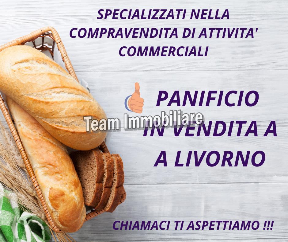 Panificio in vendita a Livorno