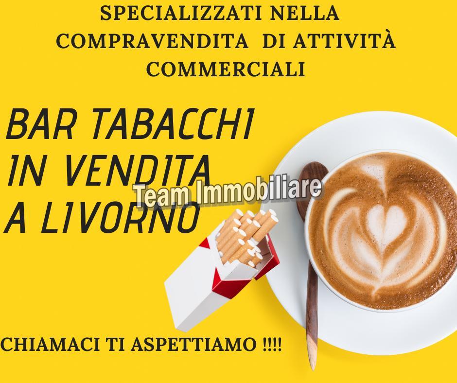Bar/Tabacchi in vendita a Livorno