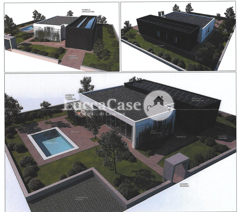 Villa singola in vendita, rif. N004M