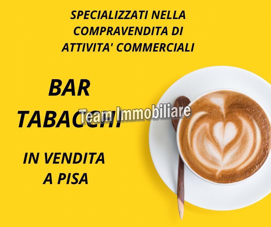 Bar/Tabacchi in vendita a Pisa