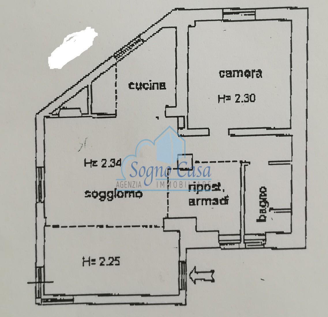 Casa semindipendente in vendita, rif. 106805