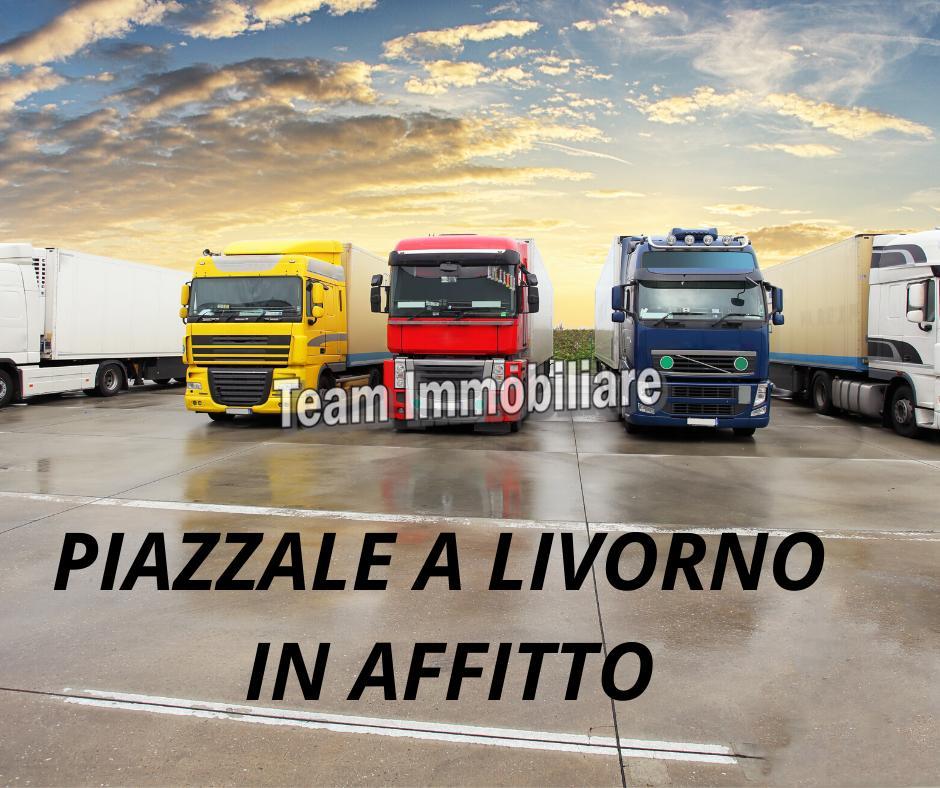 Terreno ed. ind.le/artig.le in affitto a Livorno