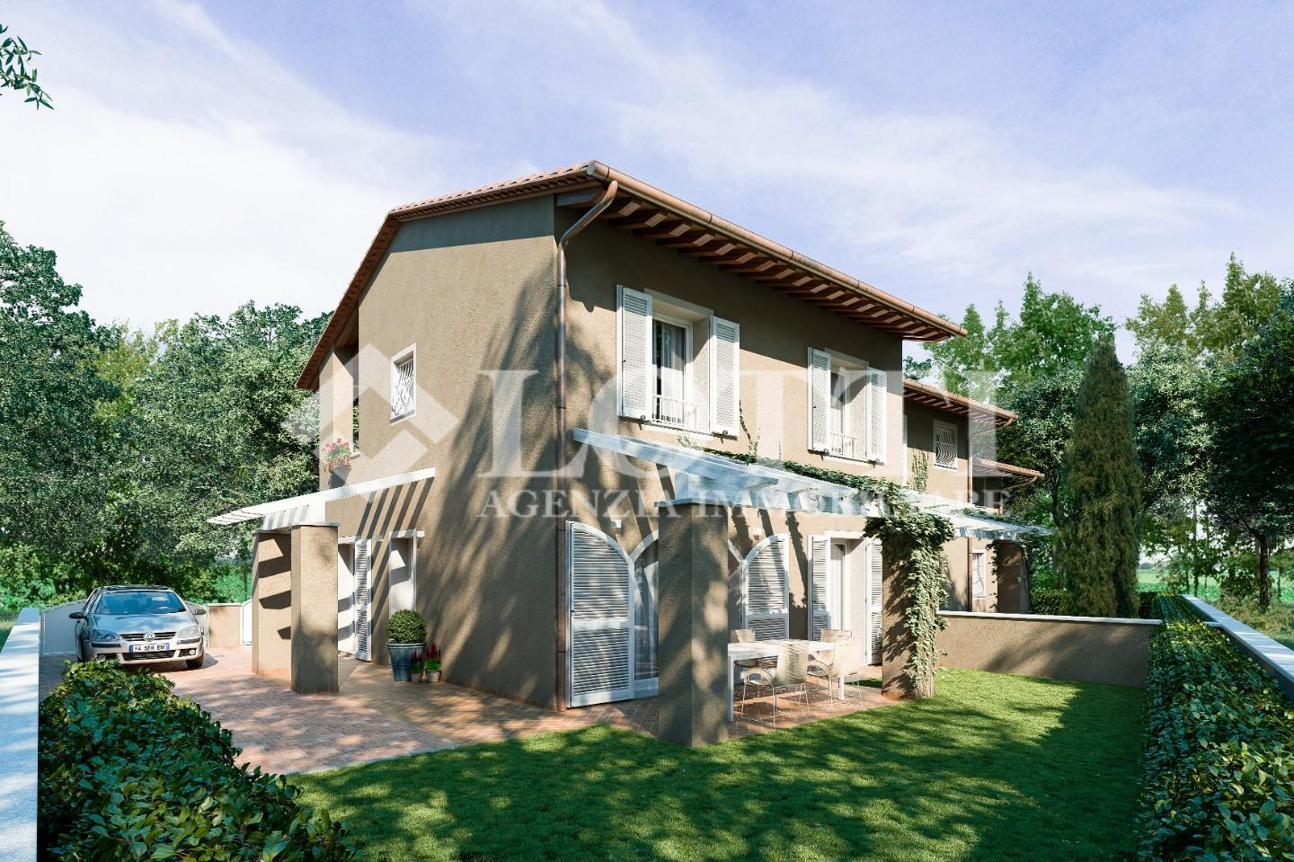 Semi-detached house for sale in Bientina (PI)