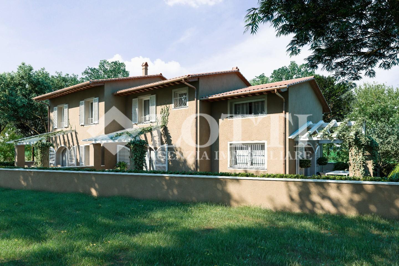 Villetta bifamiliare in vendita, rif. 634-D