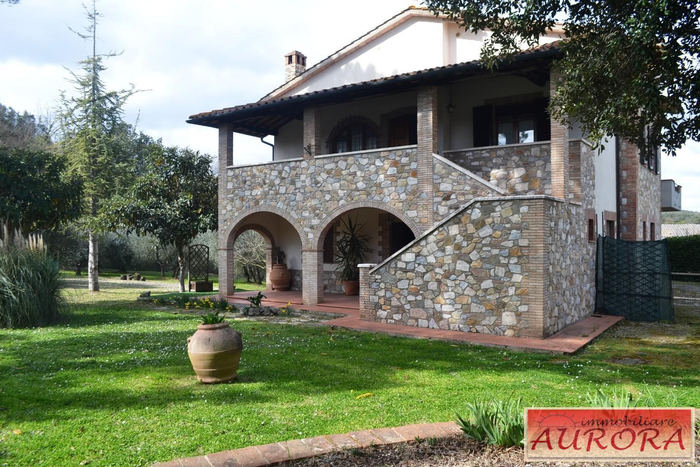 Villa singola in vendita a Casole d'Elsa (SI)