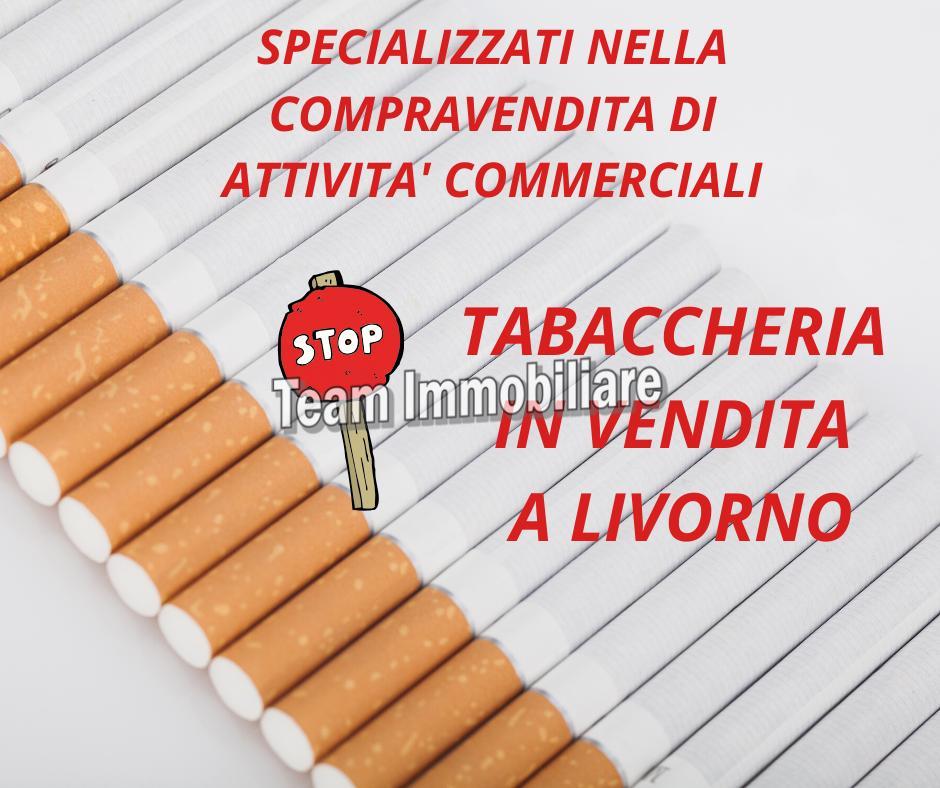 Tabaccheria in vendita a Livorno
