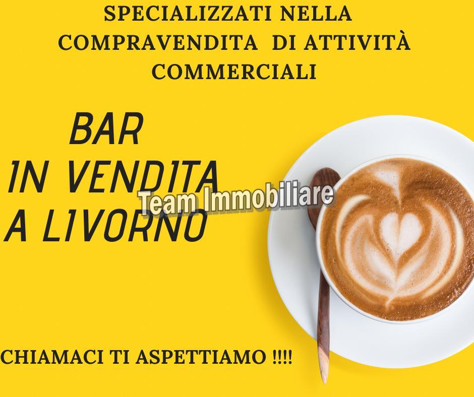 Bar in vendita a Livorno