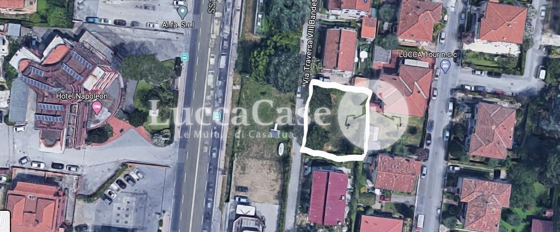 Terreno ed. ind.le/artig.le in vendita a Lucca