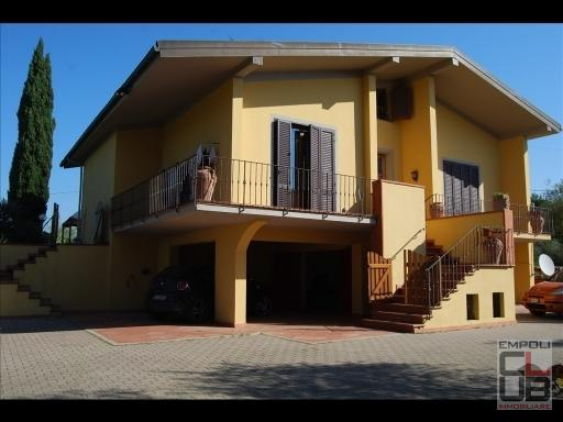 Villa in vendita a Montespertoli, 6 locali, prezzo € 550.000   CambioCasa.it