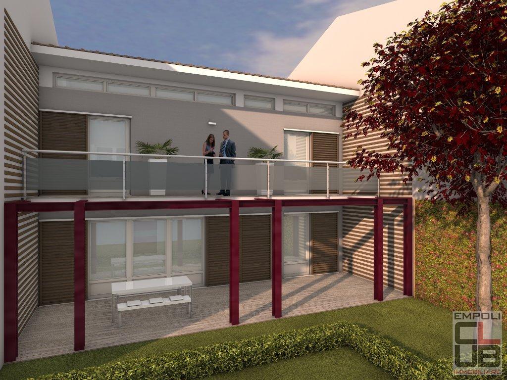 Terraced house in Empoli