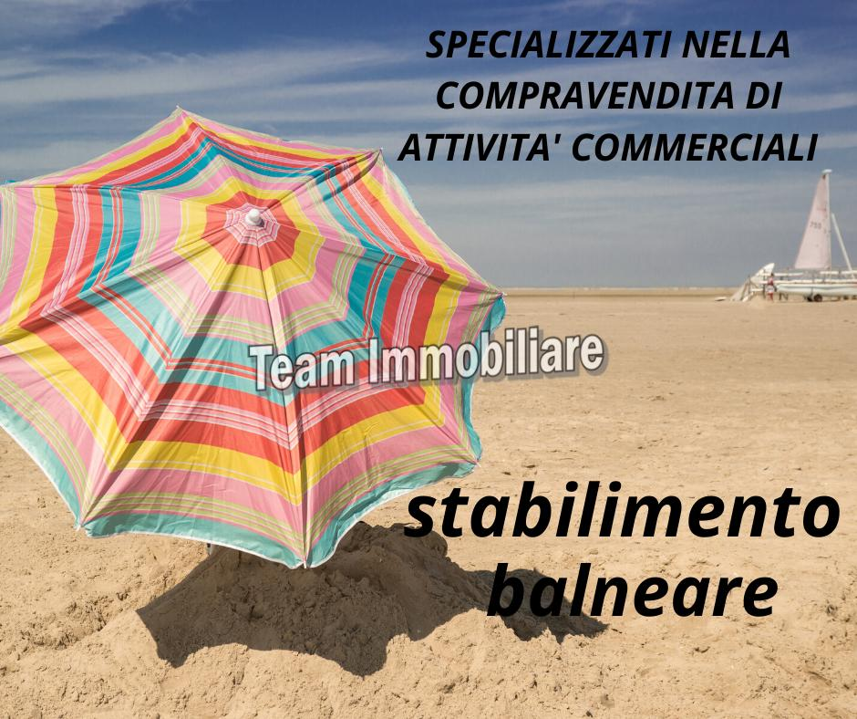 Stabilimento balneare in vendita a Pisa