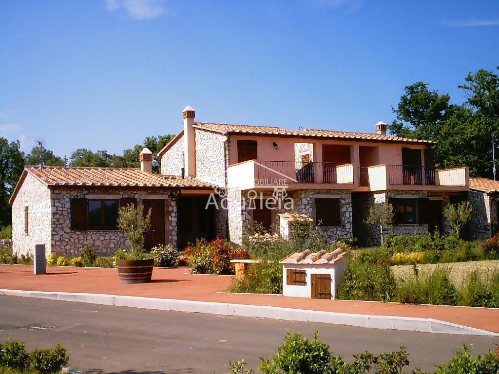 Appartamento in vendita a Rocchette Di Fazio, Semproniano (GR)
