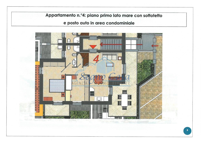 Appartamento in vendita, rif. M575
