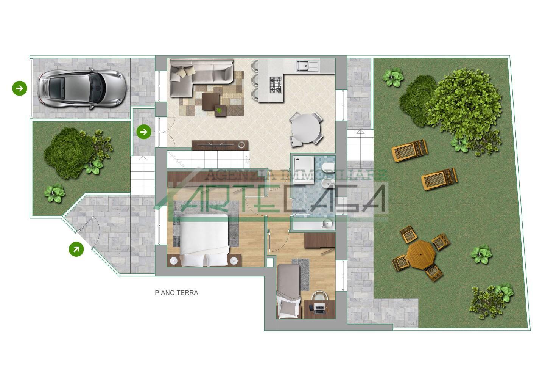 Appartamento in vendita, rif. AC6812
