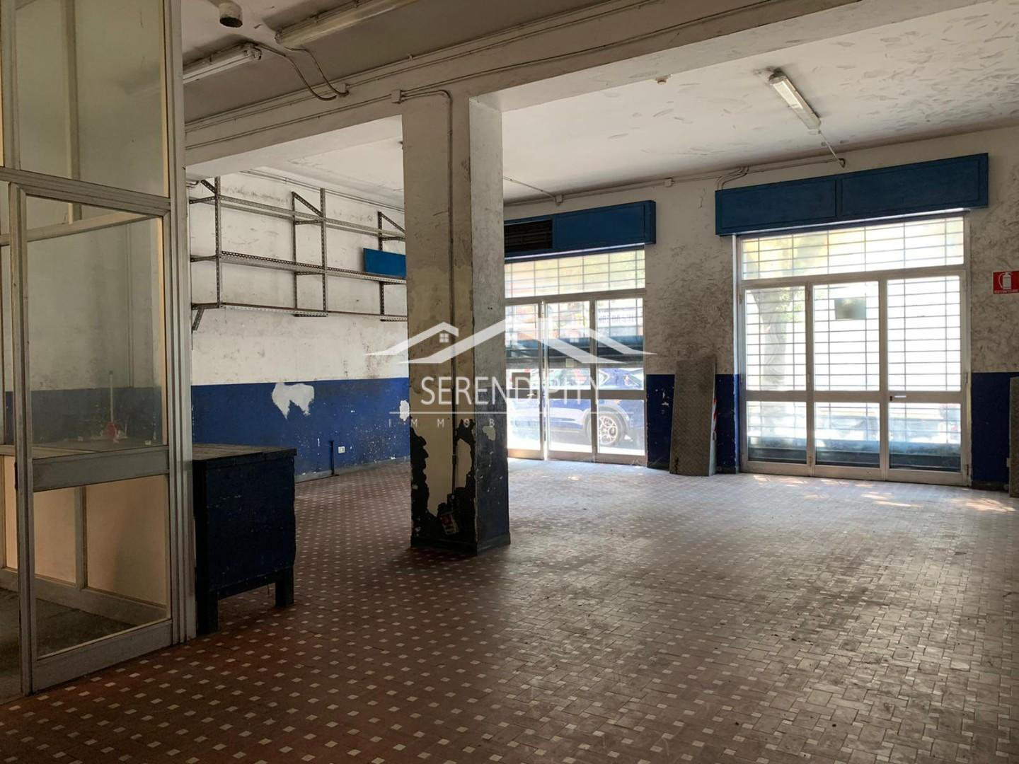 Business mall for commercial rentals in Carrara (MS)