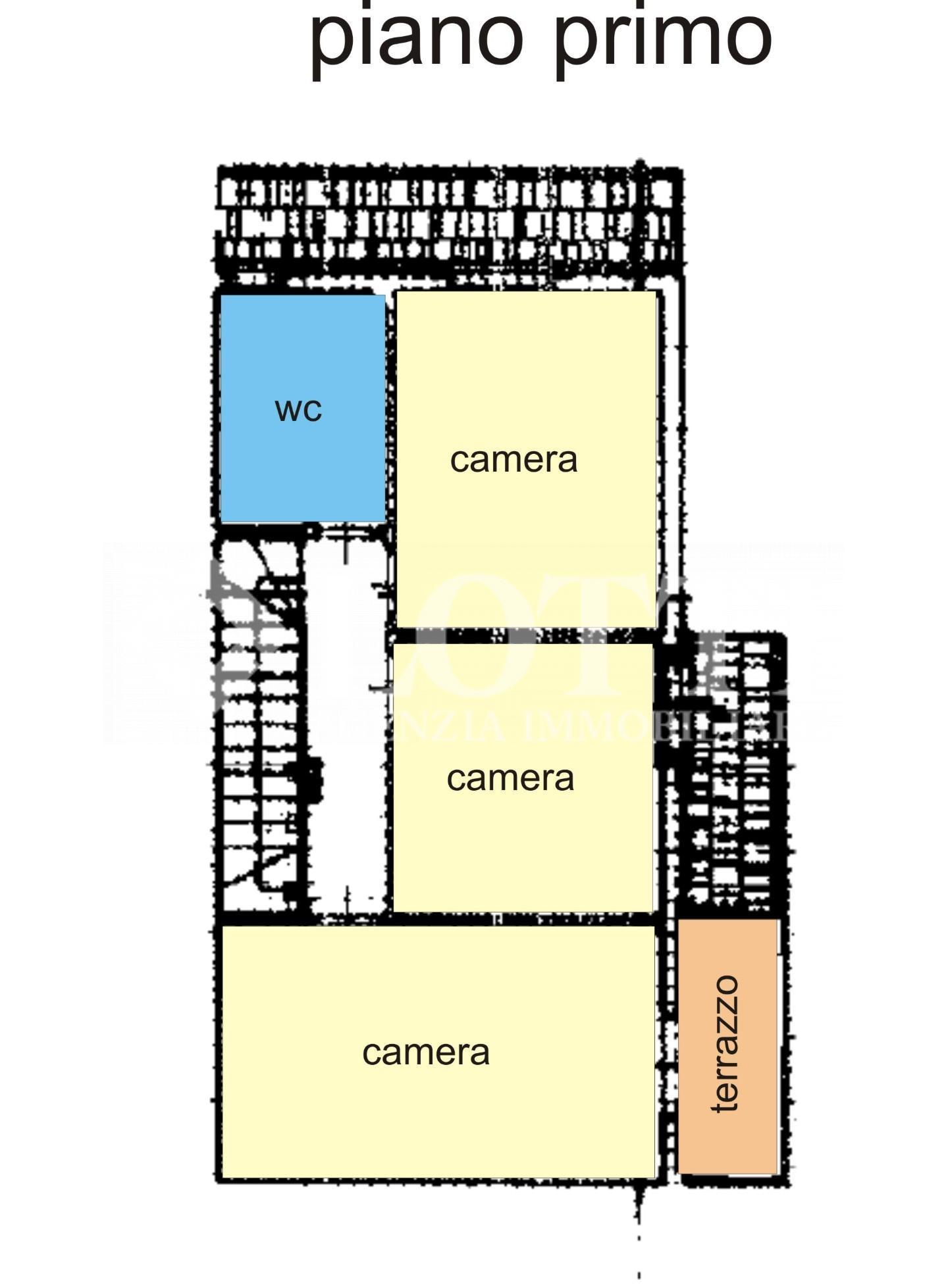 Villetta a schiera angolare in vendita, rif. B2891