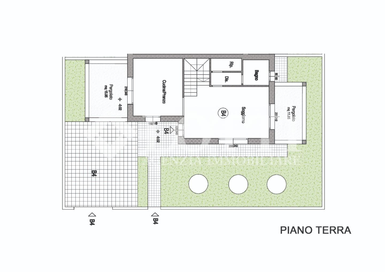 Villetta a schiera in vendita, rif. 716-B4