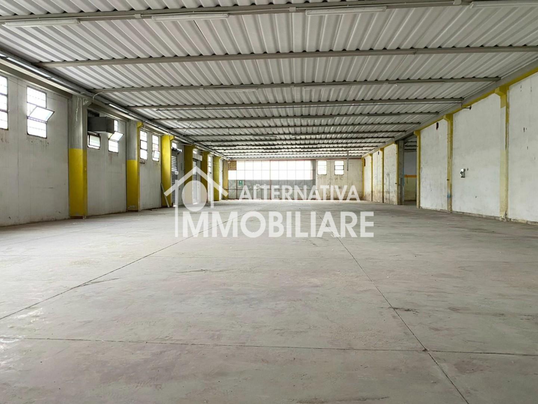 Capannone industriale in vendita a Migliarino, Vecchiano (PI)