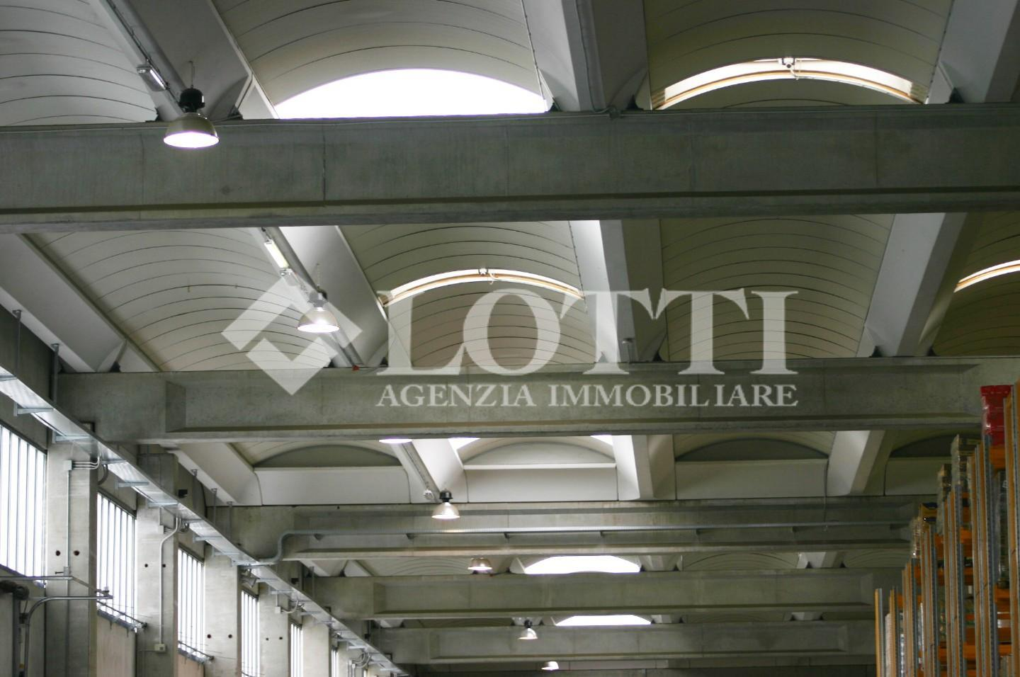 Capannone industriale in affitto commerciale, rif. 725-B