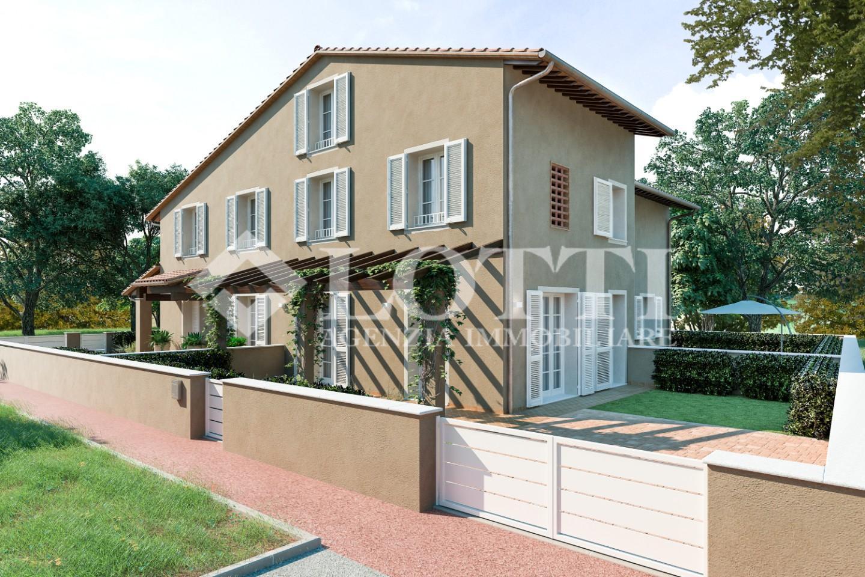 Angular terraced house for sale, ref. 728-A3