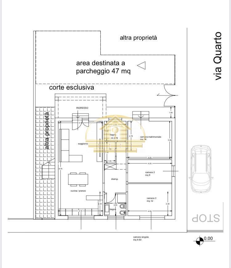 Villetta bifamiliare in vendita, rif. 431