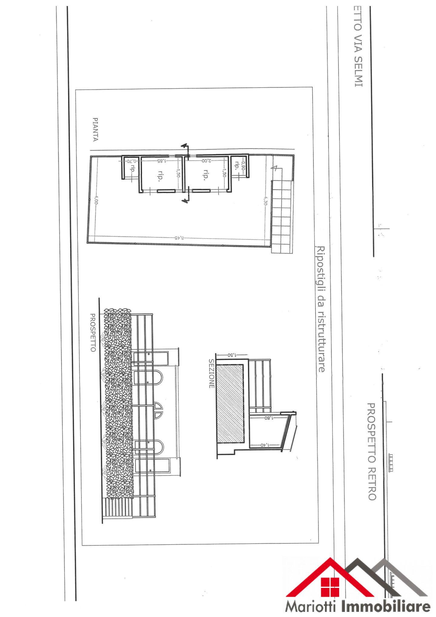 Appartamento in vendita, rif. 6980-C