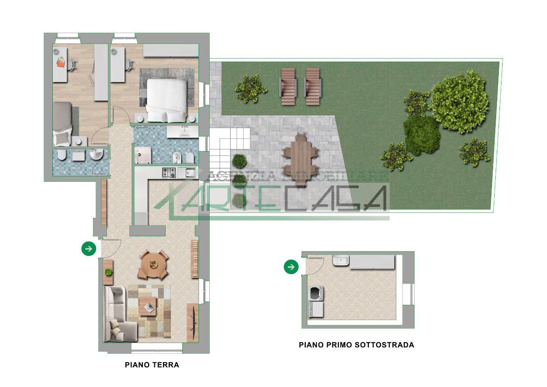 Appartamento in vendita a San Giuliano Terme (PI)