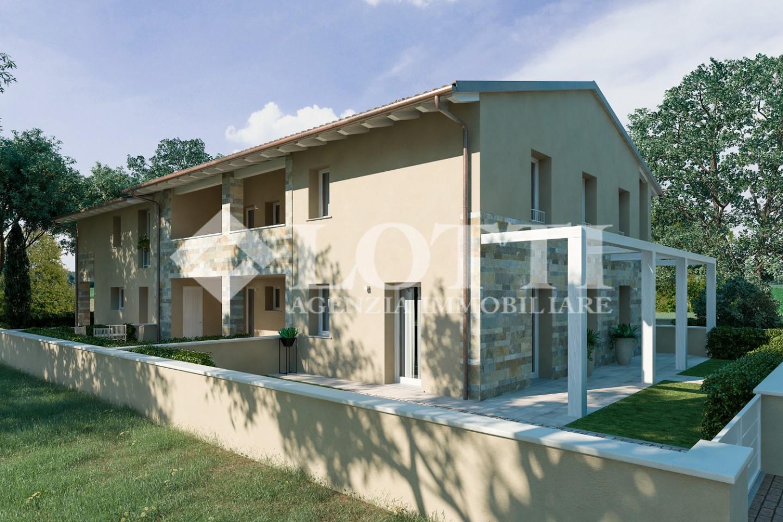 Villetta a schiera angolare in vendita, rif. B3006