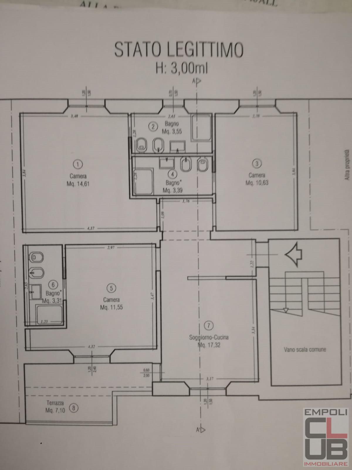 Appartamento in vendita, rif. F/0384