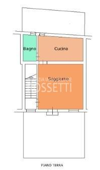 Terratetto in vendita a Gavena, Cerreto Guidi (FI)