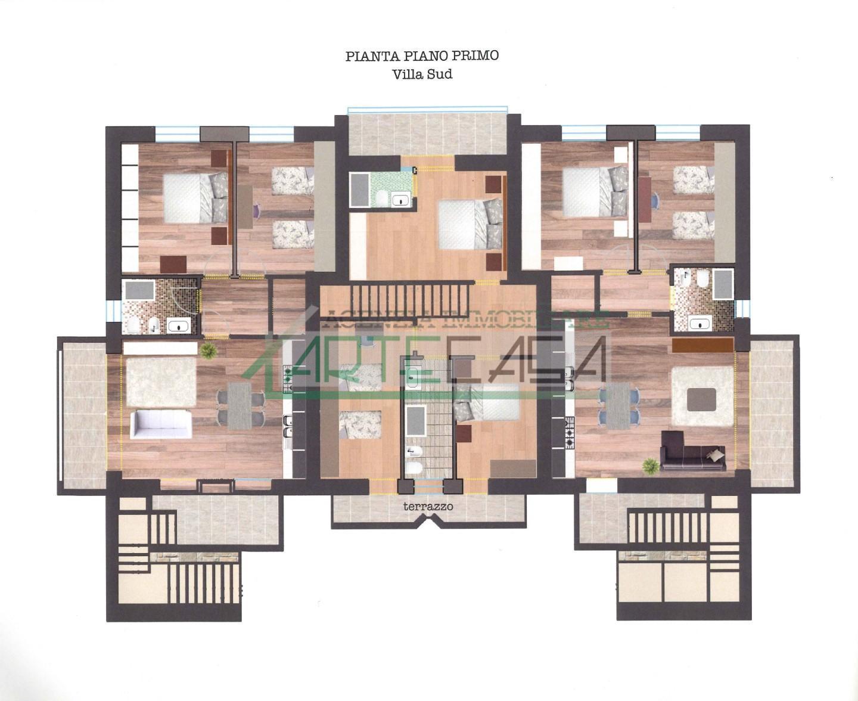 Appartamento in vendita, rif. AC6899