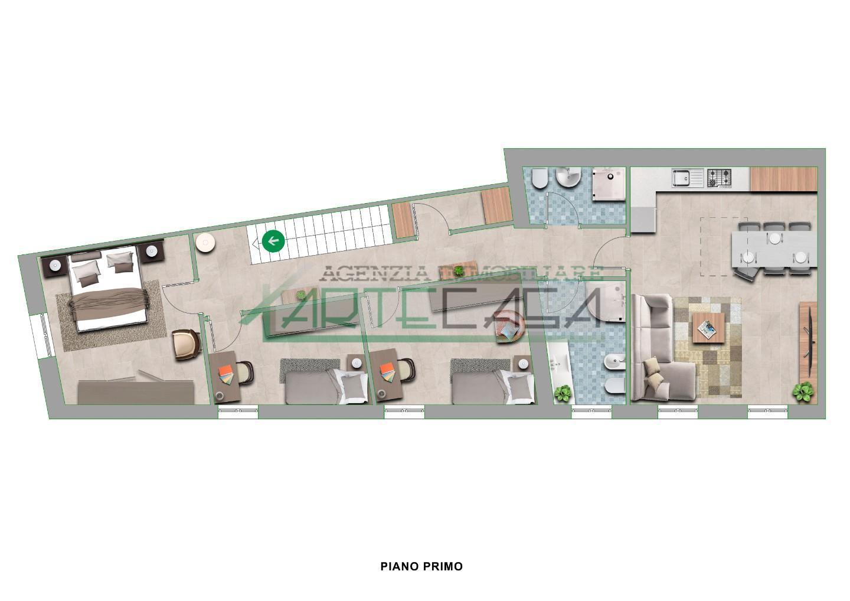 Appartamento in vendita, rif. AC6903