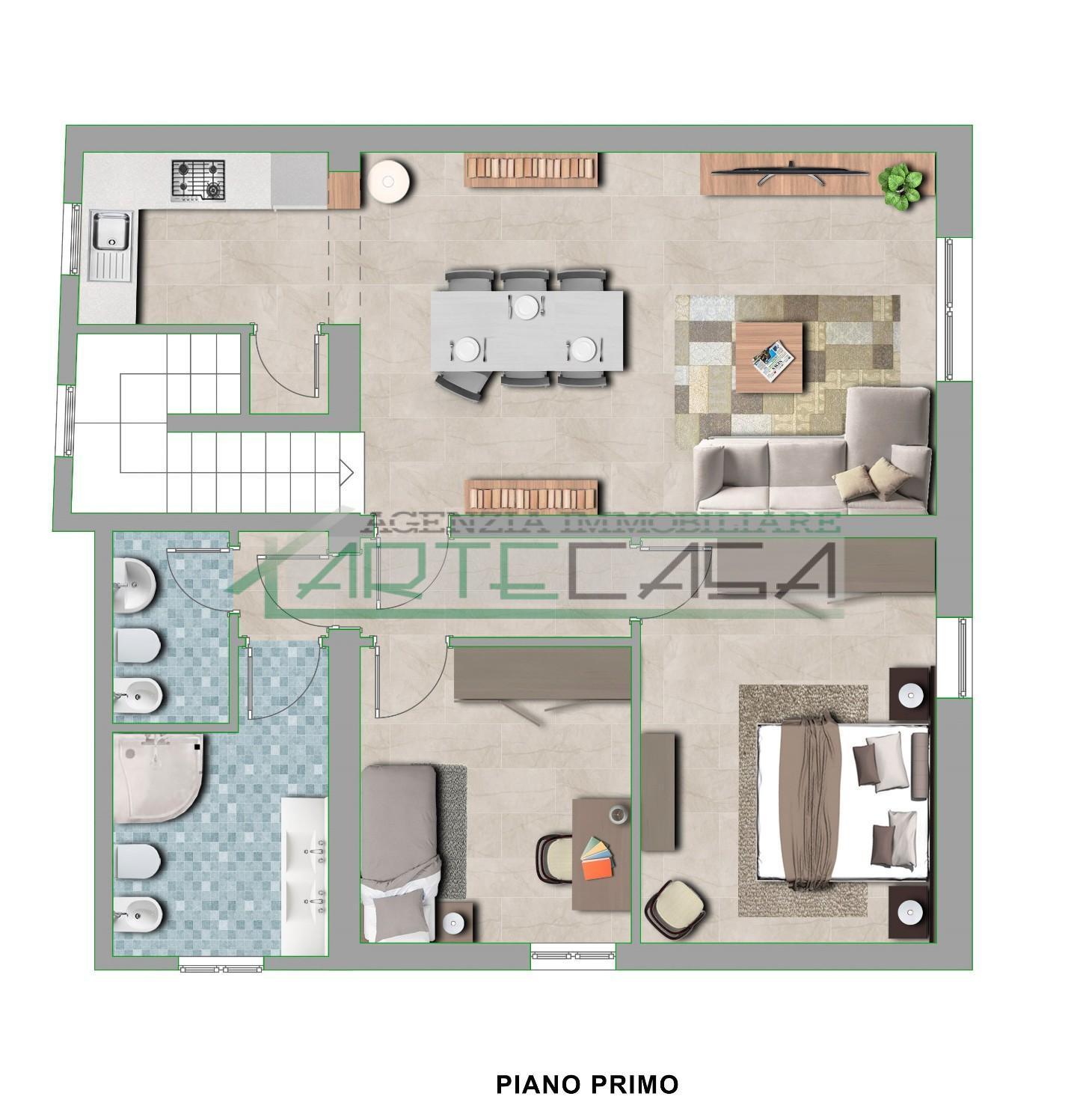 Appartamento in vendita, rif. AC6905