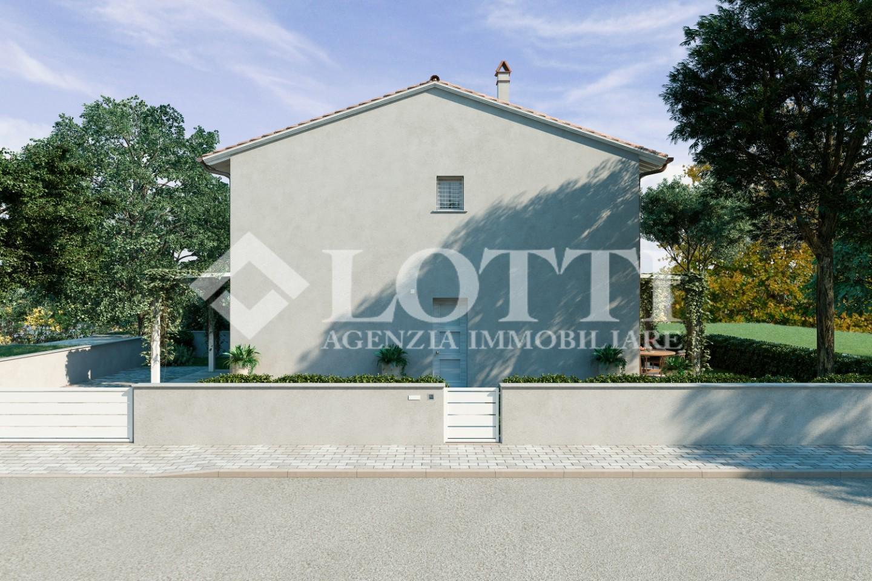 Villetta a schiera angolare in vendita, rif. B3118