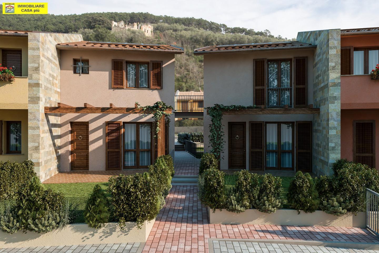 Villetta a schiera angolare in vendita a Vicopisano (PI)