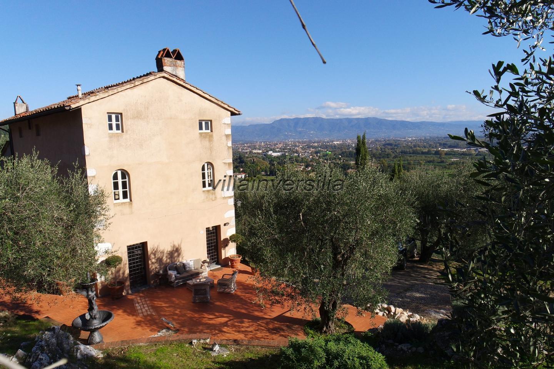 Foto 5/23 per rif. V 32021 villa colline Lucca
