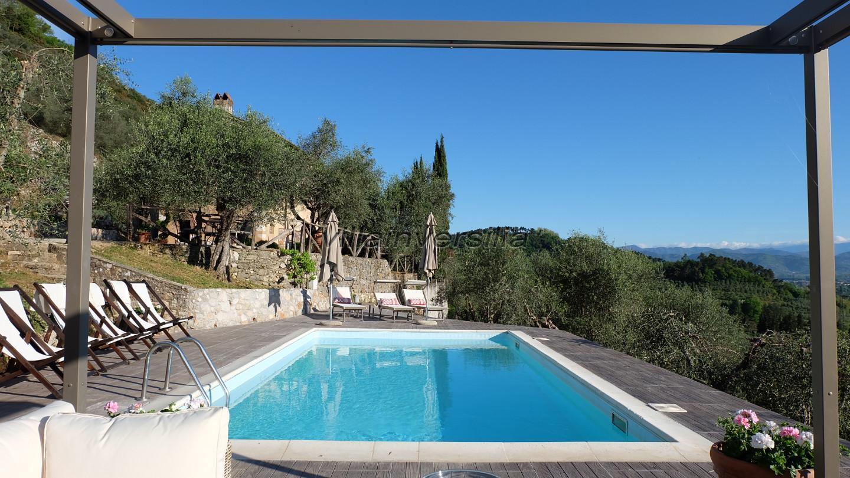Villa singola a Lucca
