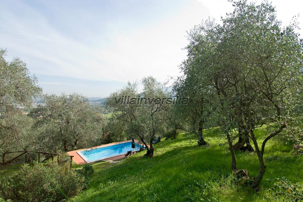 Foto 9/23 per rif. V 32021 villa colline Lucca