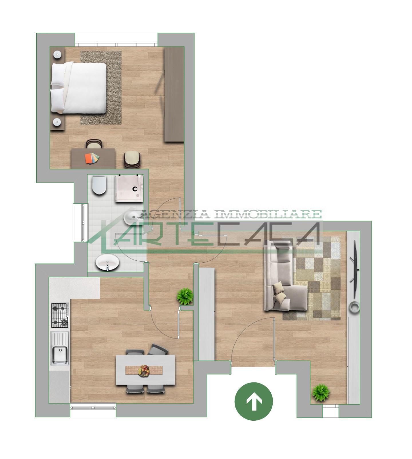 Appartamento in vendita, rif. AC6948