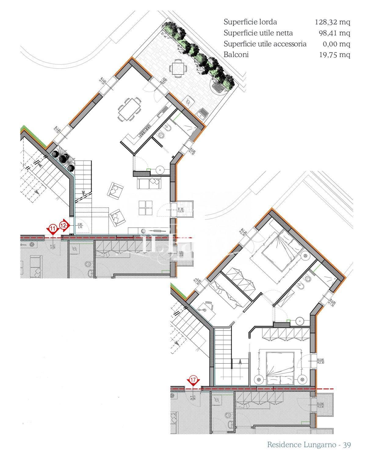 Open Space in vendita, rif. P5414