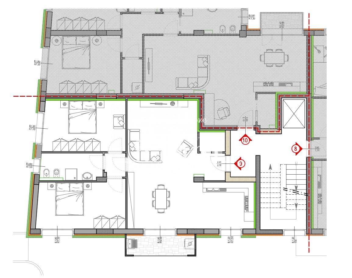 Appartamento in vendita, rif. P4330